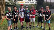 Mobile Laser Tag Company - Syndey
