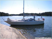 boat renting located in finland